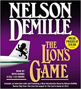 The Lion's Game (A John Corey Novel) by Nelson DeMille (2010-05-19)
