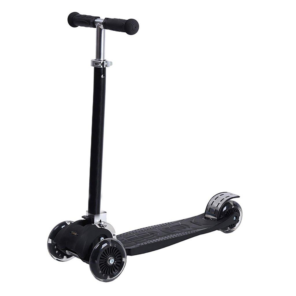 【メーカー直売】 YONGLIANG アウトドア用品子供用スクーターメーター型スクーターは 黒 黒、浮き上がる可能性があります。フラッシュホイールスクーターサーフ式おもちゃ B07BQCWNXS 黒 YONGLIANG 黒, キリン堂通販SHOP:72319603 --- a0267596.xsph.ru
