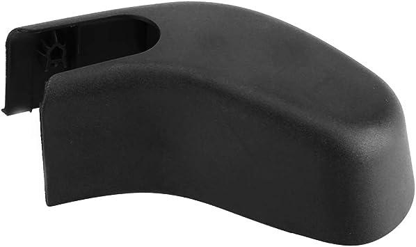 Duokon Copertura del braccio del tergicristallo Cap Tappo del dado del braccio del tergicristallo posteriore dellautomobile per Focus MK 2 2004-2011