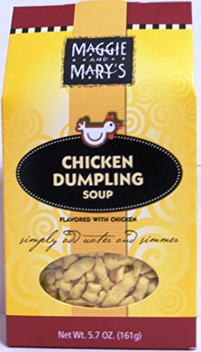Maggie and Mary's Chicken Dumpling Soup 5.7oz
