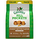 Greenies Pill Pockets Natural Dog Treats, Capsule ...