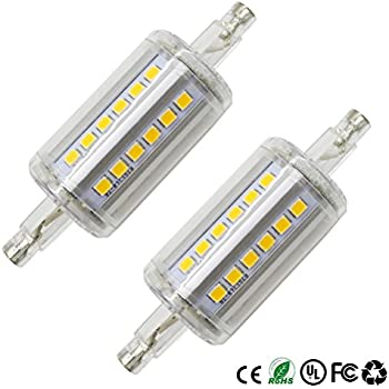 Bonlux R7s Base Led Light Bulb J118 Led Dimmable Daylight