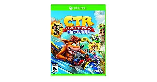 Microsoft Crash Team Racing Nitro-Fueled vídeo - Juego (Xbox One ...