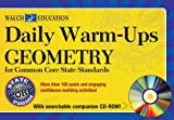 Daily Warm-Ups Geometry for Common Core State Standards, Gregory Campbell, 0825168856