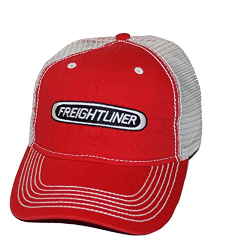 Cmd Technology Freightliner Unstructured Contrast Red & W...