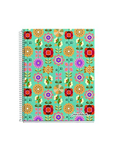 miquelrius-medium-4-subject-wirebound-notebook-jordi-blooms-120-sheets240-pages-lined-65-x-8