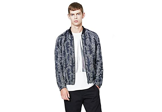 f46e797bf49c Elvine Reversible Gustav Bomber Jacket  Amazon.co.uk  Clothing