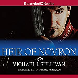 Heir of Novron Audiobook