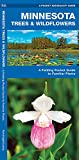 img - for Minnesota Trees & Wildflowers: A Folding Pocket Guide to Familiar Species (A Pocket Naturalist Guide) book / textbook / text book