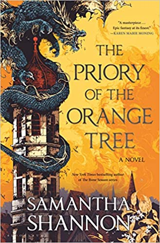 Image result for the priory of the orange tree book cover