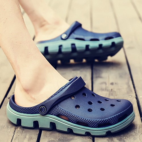antiscivolo 4 buche da e marea da spiaggia scarpe Sandali uomo scarpe WFL ciabatte sandali uomo da da uomo sandali estate uomo da 81Pn5YwqS