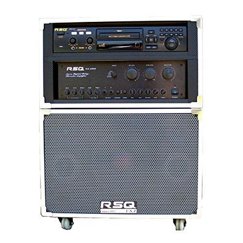 RSQ JBOXII22 Portable Karaoke System