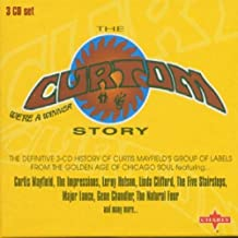 Curtom Story,the