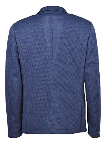 DANIELE ALESSANDRINI GREY - DANIELE ALESSANDRINI GREY uomo blazer operato blu G2789N7263800 23 - 26219
