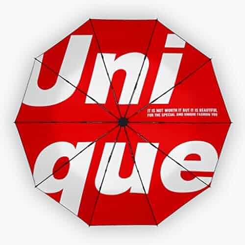 a23ffa043127 Shopping QYFQK - Reds - Umbrellas - Luggage & Travel Gear - Clothing ...