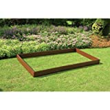Tierra Garden 4441 Raised Garden Bed, 4-Feet by 2-Feet