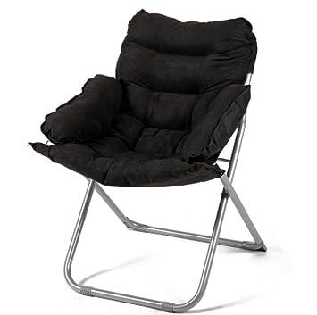 silla plegable cómodas sillas plegables silla plegable silla de Luna ...