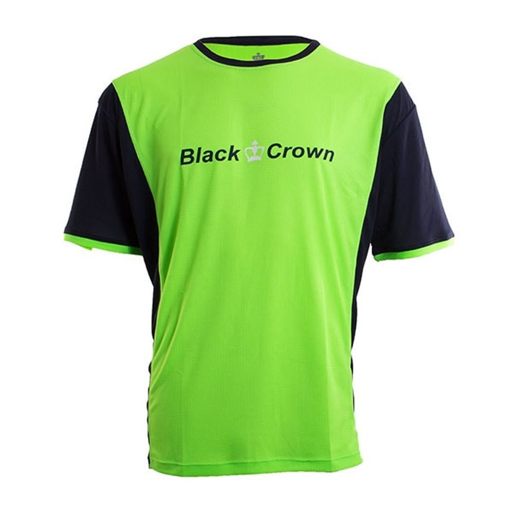 Camiseta Padel Black Crown Hombre Keep-Verde-XL: Amazon.es ...