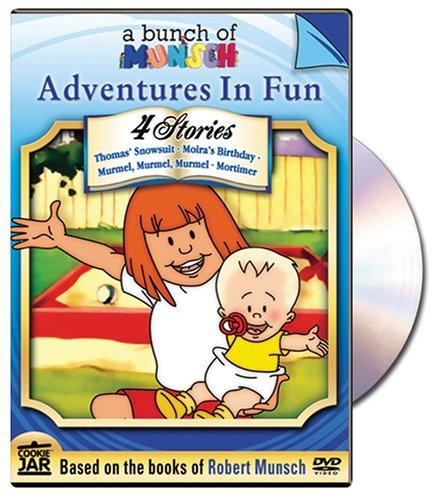 Bunch of Munsch: Adventures in Fun [DVD] [Import] B000IFQLM8