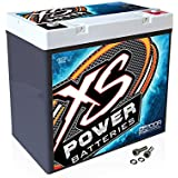 XS Power D5100R XS Series 12V 3,100 Amp AGM High Output Battery with M6 Terminal Bolt