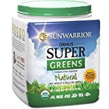 Sunwarrior - Ormus Supergreens, Natural, 45 Servings (8 oz.)