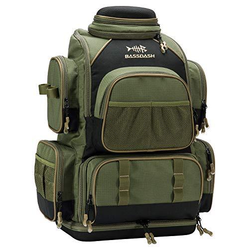 Bassdash Fishing Tackle Backpack