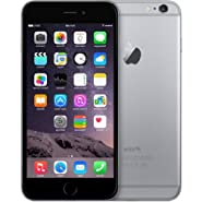 Apple iPhone 6 MQ422LL/A 32GB Space Gray Straight Talk Prepaid