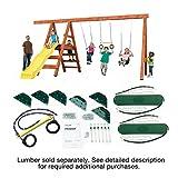 Swing-N-Slide Playsets Do-It-Yourself Pioneer Custom Play Set