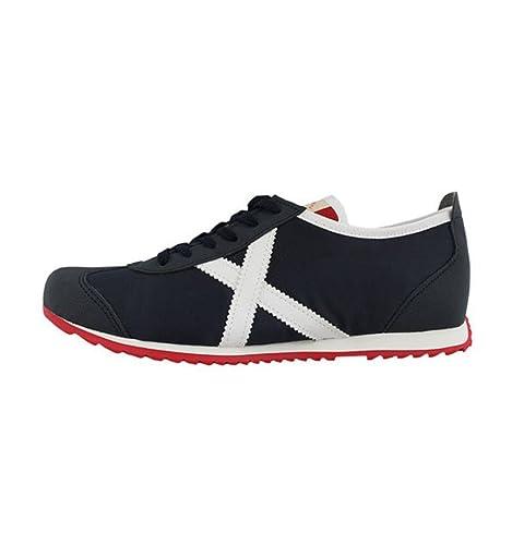 Zapatillas Munich Osaka 272 - Color - AZUL, Talla - 40: Amazon.es: Zapatos y complementos