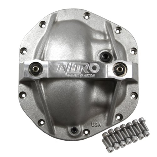 Nitro (NP1814) Aluminum Heavy Duty Girdle Cover for Dana 44