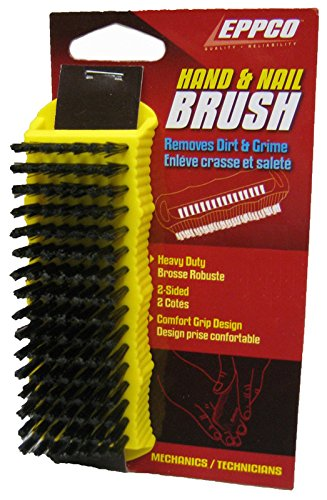(Eppco Heavy Duty Two Sided Hand & Nail Brush (10 Pack))