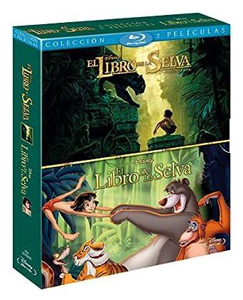 Pack: El Libro De La Selva Imagen Real + El Libro De La Selva ...