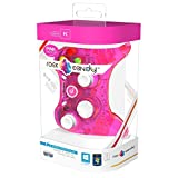 PDP Rock Candy Wired Controller for PC, Pink Palooza (904-004-NA-PK)