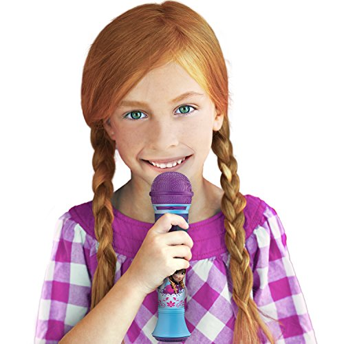 092298917436 - KIDdesigns Frozen Magical MP3 Microphone-Colors Mary Vary carousel main 1
