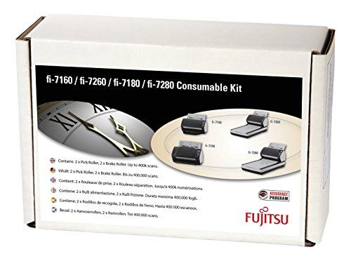 Fujitsu Consumable Kit, PA03670-0001, PA03670-0002 by Fujitsu
