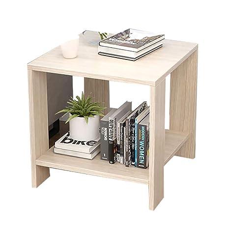 Simple Mesa pequeña Mesa Cuadrada Casa Economía Apartamento ...