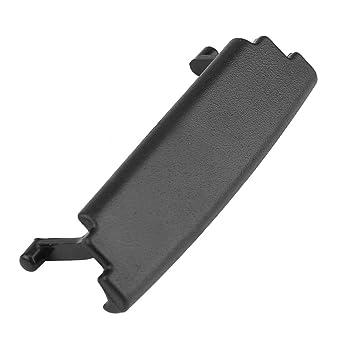 Center Console Armrest Storage Box Latch Lid Clip Repair Catch Gray
