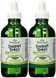 Cheap Sweetleaf Stevia Stevia Clear Liquid 4-ounce (2-Pack)