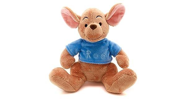 Disney Store Roo Ro 27cm peluche originale Winnie the Pooh kangaroo: Amazon.es: Juguetes y juegos