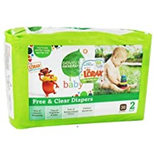Seventh Generation 7 Gen Diapers Stage 2 36.00 CT by Seventh Generation