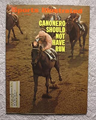 Canonero Should Not Have Run - Belmont Stakes - Horse Racing - Sports Illustrated - June 14, 1971 - Kentucky Derby, Preakness winner - SI-2