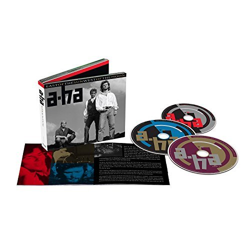 A-Ha - East Of The Sun, West Of The Moon (2cd+dvd) - Deluxe European Edition - Zortam Music