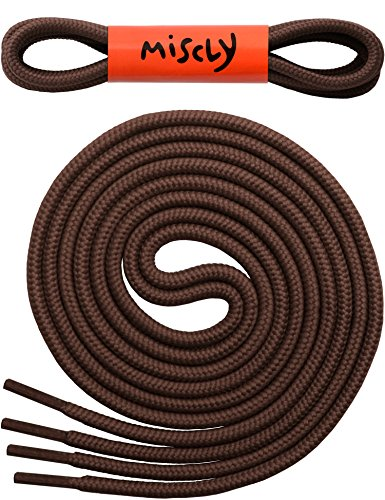 round-shoelaces-3-pairs-5-32-thick-for-shoes-sneakers-boots-by-miscly-36-91-cm-brown