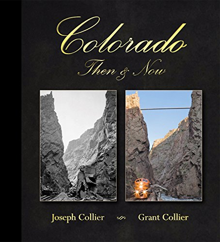 Two decades ago, Grant Collier embarked on a project that had him following, quite literally, in the footsteps of his great-great-grandfather, the pioneer photographer Joseph Collier. He traveled throughout Colorado taking photographs from the exact ...