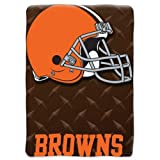 Cleveland Browns 60''x80'' Raschel Blanket