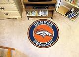 FANMATS 17957 NFL Denver Broncos Roundel Mat