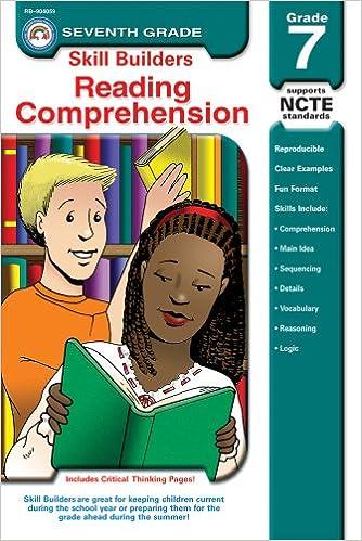 Amazon.com: Reading Comprehension, Grade 7 (Skill Builders ...