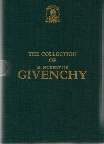 The Collection of M. Hubert de Givenchy (Two Vol. Set in slipcase, Hanover Chandelier & Furniture, Silver & Works of Art)