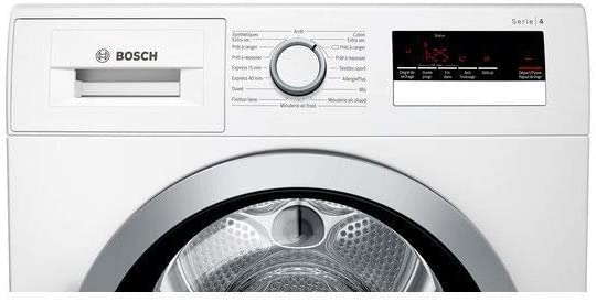 Bosch WTN85207FF - Secadora de ropa (condensación, 7 kg ...