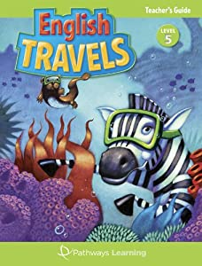 Spiral-bound English Travels (English Travels, Teacher Edition Level 5) Book